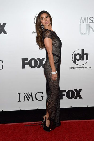 Roselyn Sanchez Photos Photos - Actress Roselyn Sanchez attends the 2015 Miss Universe Pageant at Planet Hollywood Resort