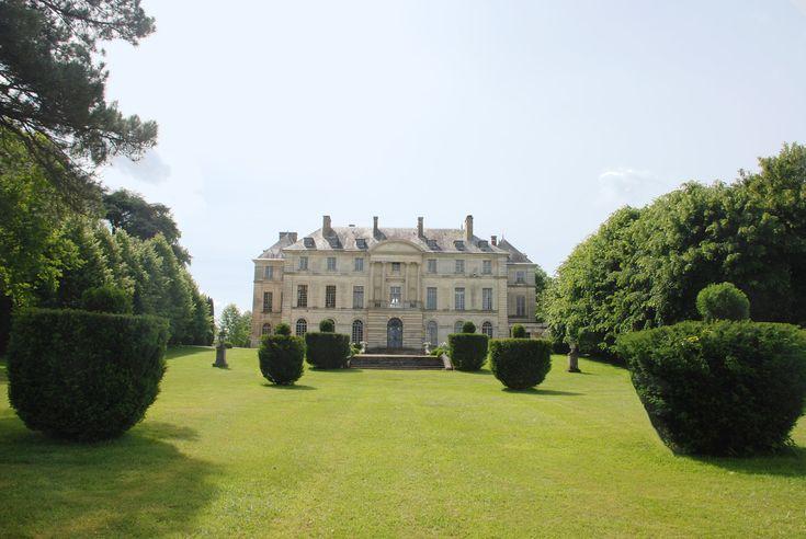 chateau de montgobert