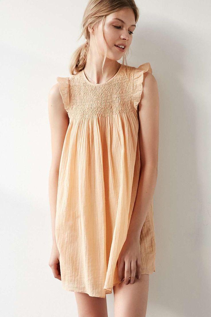 Cheap monday rory dress cinnamon