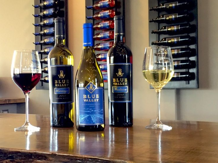 12 best Blue Valley Winery and Vineyard lifestyle images on ...