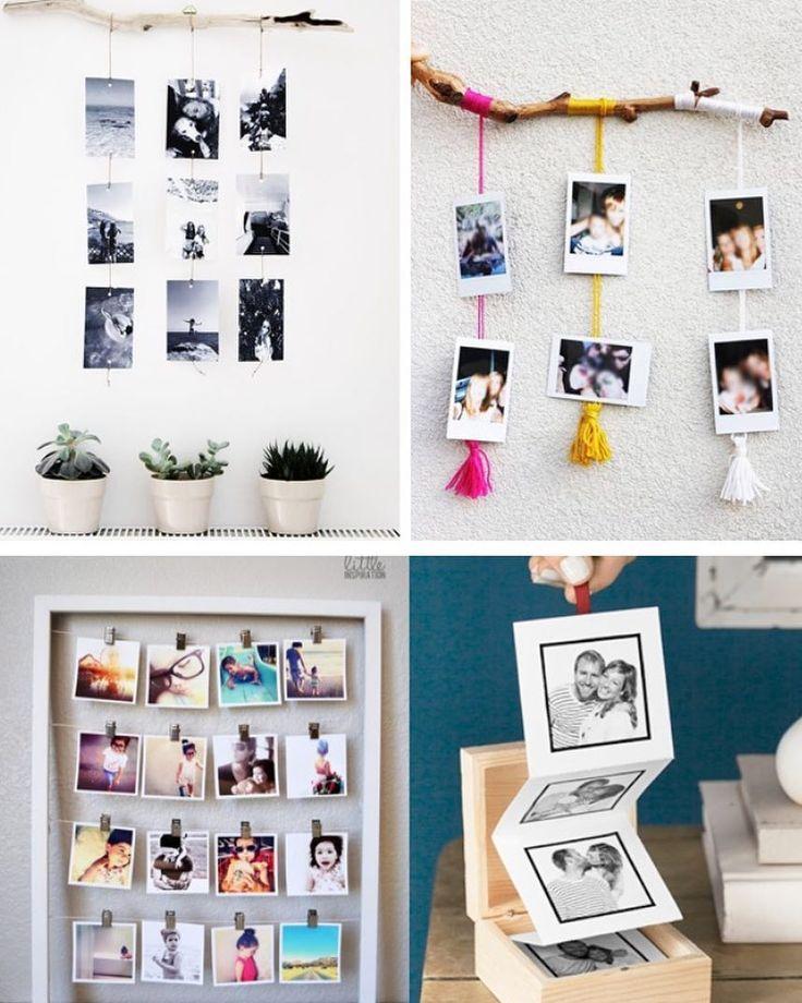 On ressort les photos !  #diy #doityourself #decoration