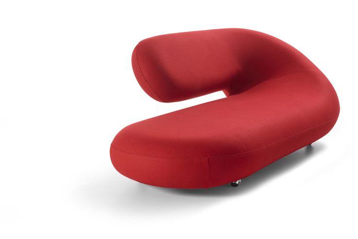 Chaise Lounge | Artifort | Geoffrey D. Harcourt