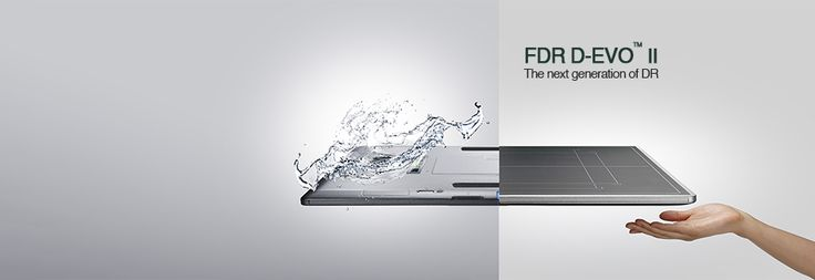 Fujifilm Medical Systems - FDR D-EVO™ II