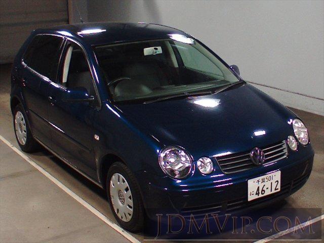 2003 VOLKSWAGEN VW POLO 1.4 9NBBY - http://jdmvip.com/jdmcars/2003_VOLKSWAGEN_VW_POLO_1.4_9NBBY-3xGh5w986CweYku-9087