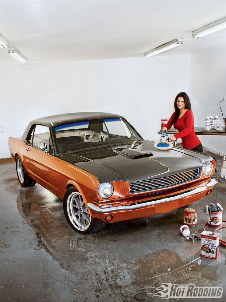 Two Tone Paint Mustang 1966 Google Search Paint Job