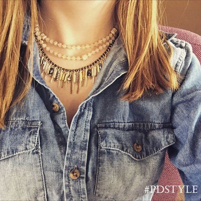 Lovin' this sparkle! #pdstyle