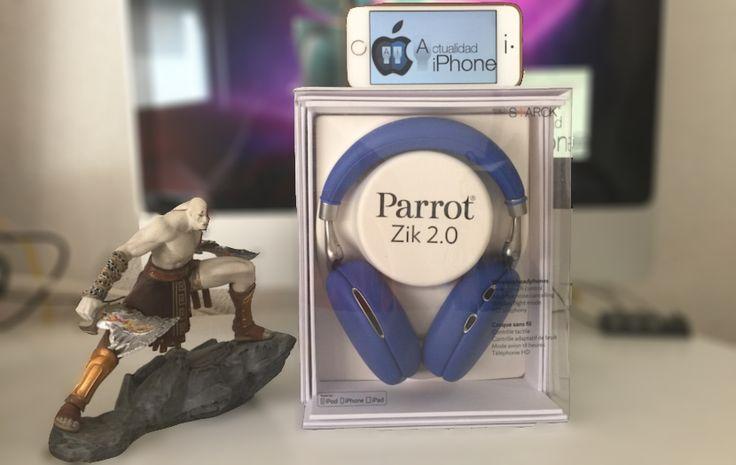 Parrot Zik 2.0, los auriculares inalámbricos que otros quisieran ser - http://www.actualidadiphone.com/review-parrot-zik-auriculares/