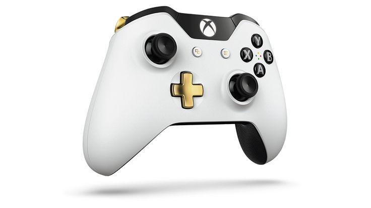 Limited Edition Xbox One Lunar White Wireless Controller