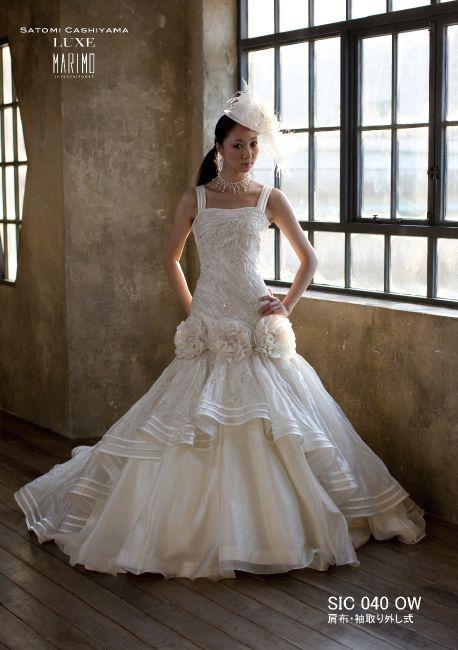 a423947c6f138 W9F-270|SATOMI CASHIYAMA|ブランド|オシャレでこだわり、個性的なウェディングドレス、カラードレス、タキシードレンタルならドレスショップブランシェ  ...