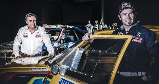 Tras la extraordinaria aventura de 2013 que vio cómo Sébastien Loeb destrozaba el récord absoluto de la subida al Pikes Peak americano, Peugeot Sport, Red Bull y Total han unido fuerzas de nuevo para afrontar una nueva y emocionante desafío: el Dakar.