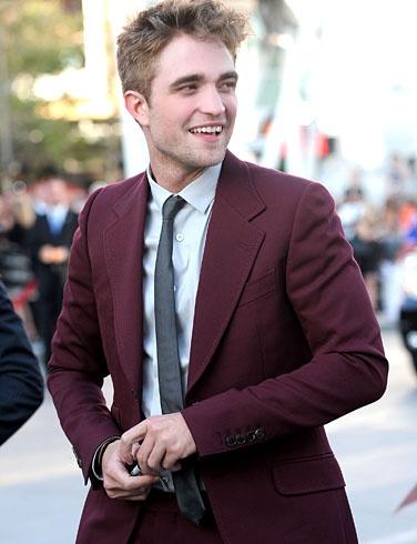 Style Icon: Robert Pattinson
