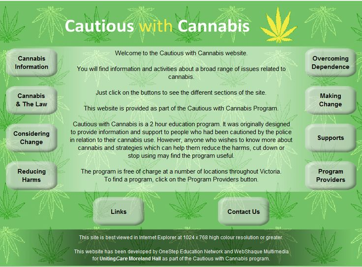 Caution with cannabis | UnitingCare ReGen | 2hr education program designed to inform and educate people who have been cautioned by police in relation to cannabis use