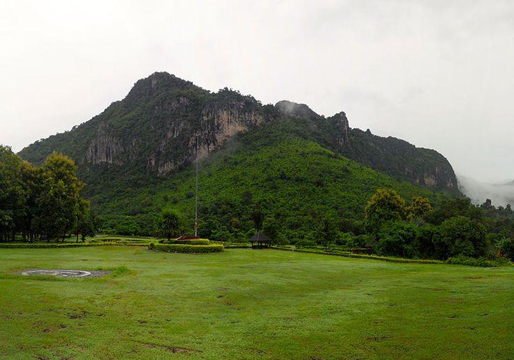 Phu Pha Man National Park : Khon Kaen, Thailand