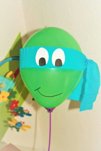 Ninja Turtles Ballon