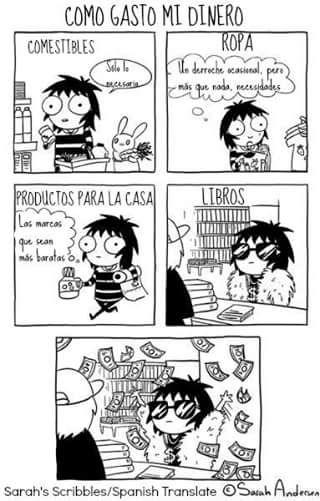 como gasto mi dinero