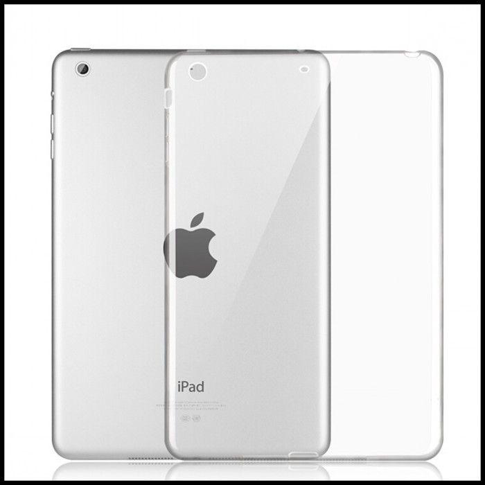 For Apple iPad Mini 1 2 3 Screen Film Pad Accessory Thin Plastic Fashion Clear Transparent Cover Case For Apple iPad Mini 1 2 3