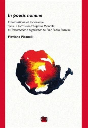 In poesis nomine : Onomastique et toponymie dans Le Occas... https://www.amazon.co.jp/dp/2843101093/ref=cm_sw_r_pi_dp_x_GkRTybKG6FRH1