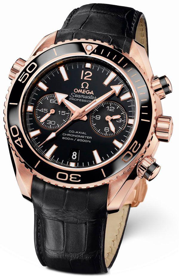 Omega Seamaster Planet Ocean: Style, Omega Planets, Ocean Ceragold, Timepiec, Seamaster Planets, Omega Watches, Planets Ocean, Ceragold Watches, Omega Seamaster