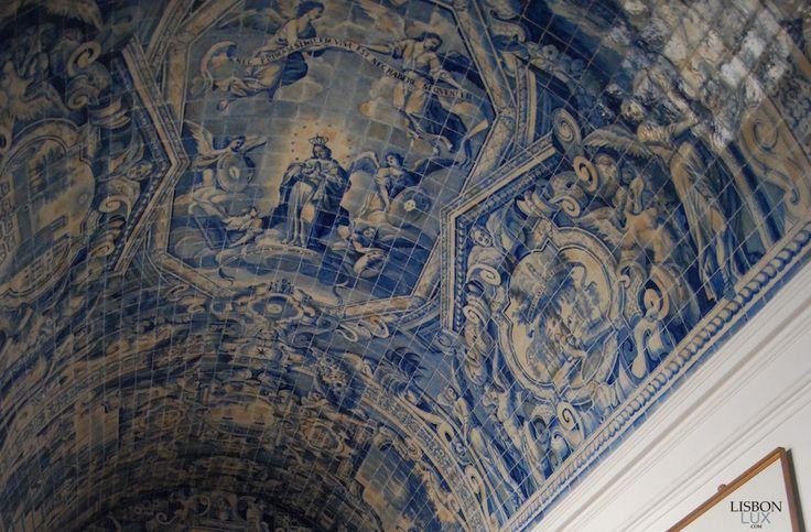 JoanMira - 1 - World : Imagens de Lisboa - Interiores secretos - Igreja d...