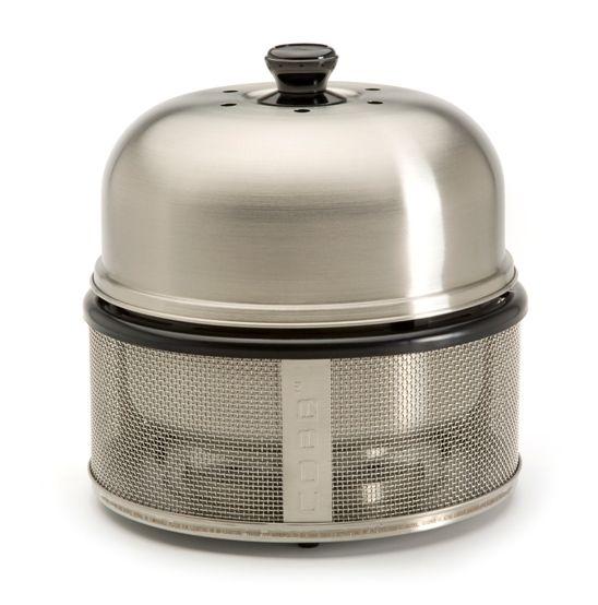 Het basismodel van de Cobb collectie is de Cobb Premier. Deze barbecue is veilig, zuinig, veelzijdig, in 3 minuten heet en overal te gebruiken!