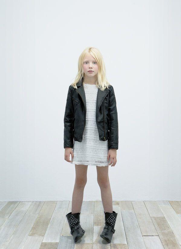 ZARA Girl - Lookbook August