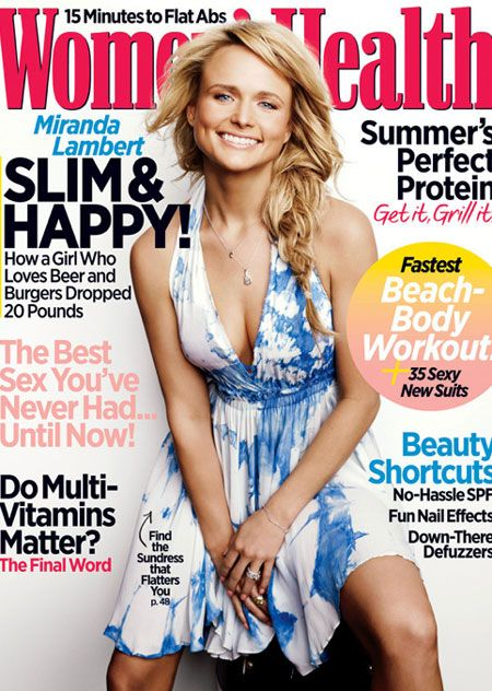 Miranda-Lambert-Womens-Health