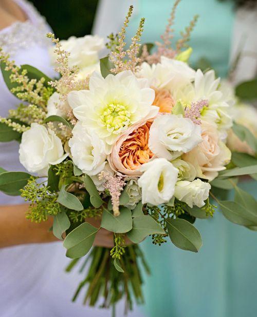 Svatební kytice / od Million Bells na svatbu Martiny a Lukáše.
