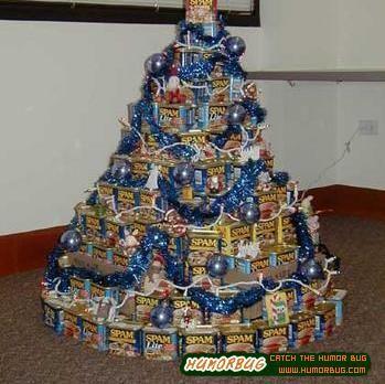 redneck christmas decorations | redneck spam christmas ...