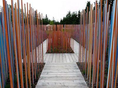 Le territoire des sens: Visite au Festival de jardins de Métis