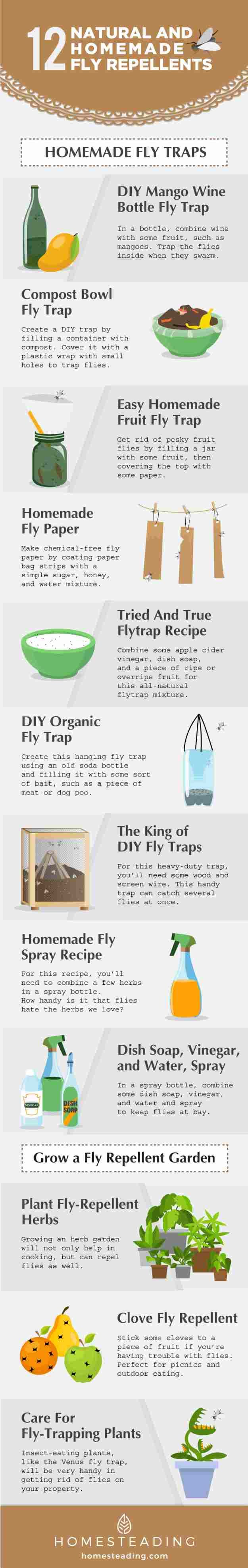 the 25 best homemade fly repellant ideas on pinterest natural