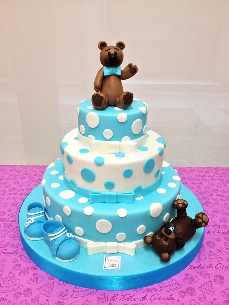 Battesimo Cake Cake Per Battesimi E Cerimonie Cake