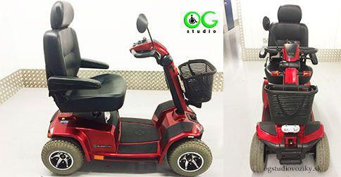 Elektrický vozík Pride Legend XL8
