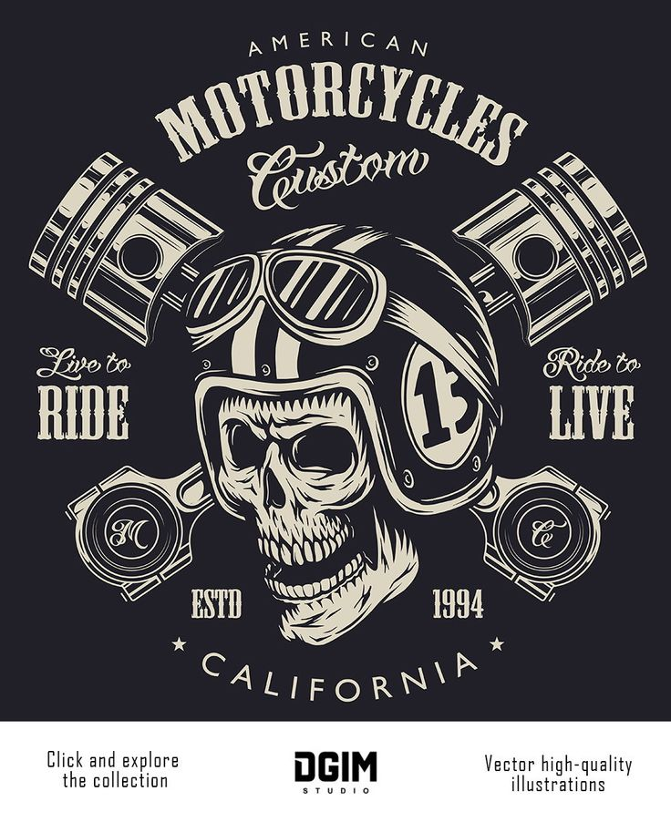 Motorcycle bundle Logo keren, Desain logo, Gambar