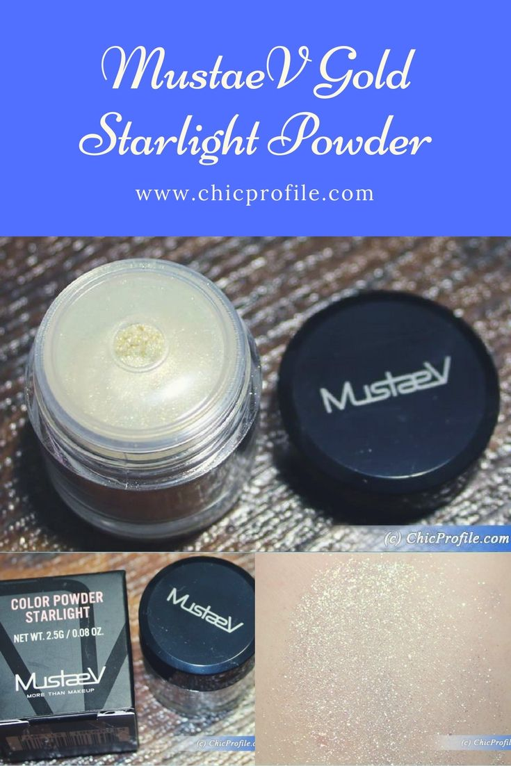 A sparkling and colorful, gold glitter power for a luminous finish. The loose powder provides a high adherence, and the micro sized particles have a long endurance. The product is versatile and can be used as eye shadow, as well as it can be mixed in lotion, lip gloss or nail polish to add a lustrous shimmer. via @Chicprofile