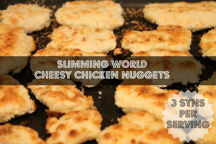 Slimming World Cheesy Chicken Nugget Recipe-I think smash is instant mashed potatoes?