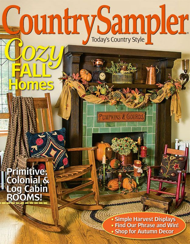 7 best Country Sampler Ideas images on Pinterest | Decoration ...