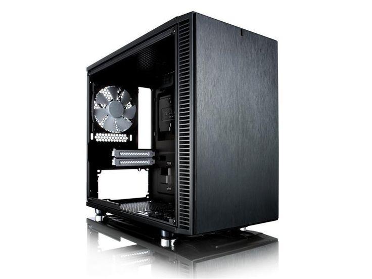 Fractal Define Nano S Black Mini/Micro/Nano tower