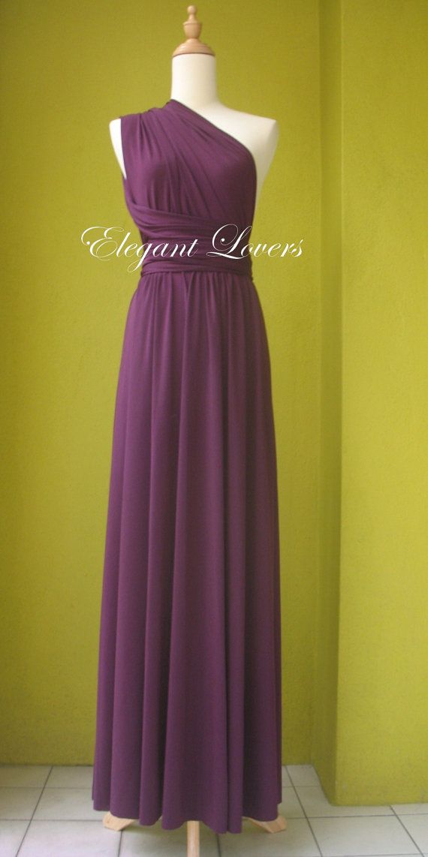 190 best Infinity dress styles images on Pinterest | Infinity dress ...