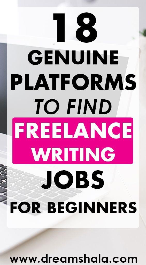 51 Legit Websites That Pay Writers 100 Per Article Dreamshala Freelance Writing Writing Jobs Online Writing Jobs