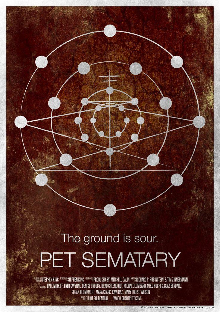 Chad Trutt:  Pet Sematary Concept Poster