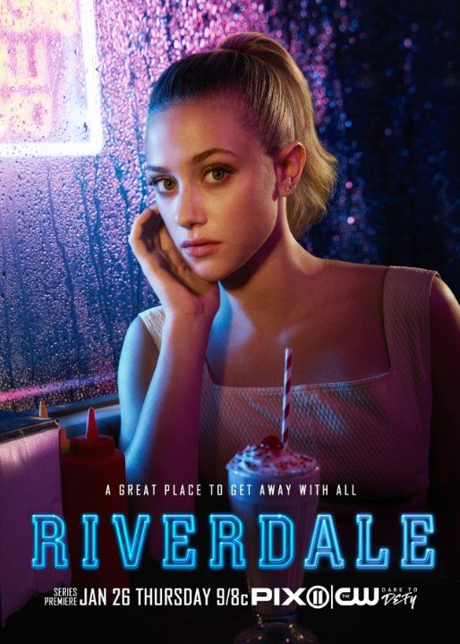 Lili Reinhart in Riverdale (2017)