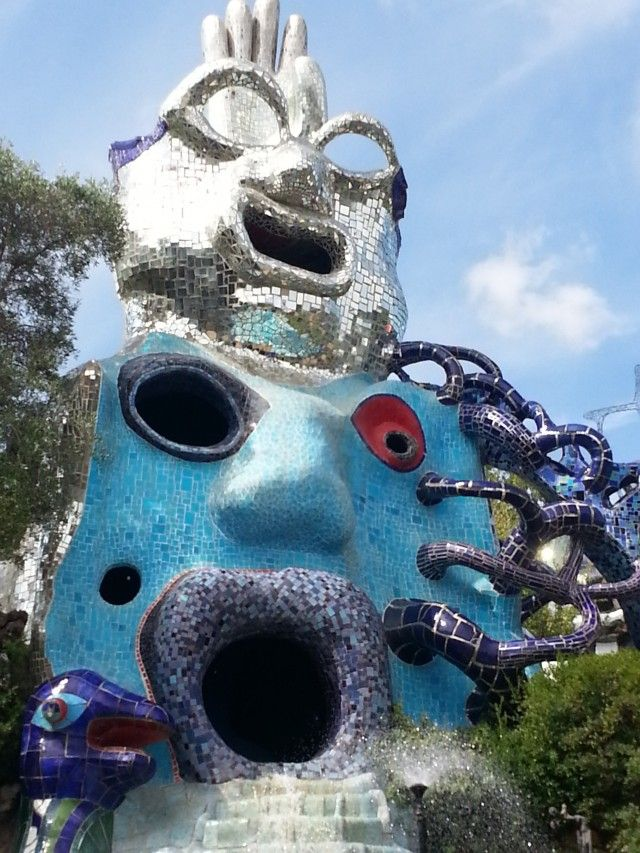 Niki de Saint Phalle  Grand Palais  Critique  artiste
