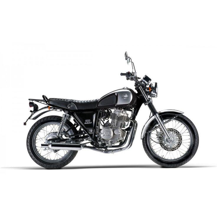 schöne Bilder von schönen Motorrädern im retro, classic, vintage Design