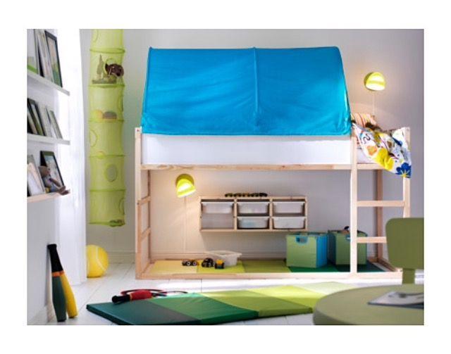 die besten 25 ikea hochbett dach ideen auf pinterest ikea hochbett kura vorhang ikea kura. Black Bedroom Furniture Sets. Home Design Ideas