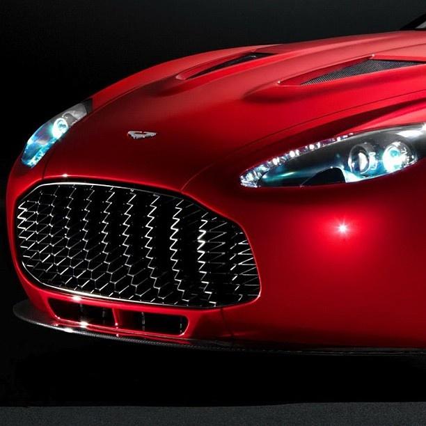 Which Sexy Aston Martin