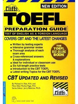 Toefl Cliffs Preparation Guide 2001-2002