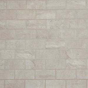 Daltile Northpointe Greystone Ceramic Mosaic Floor And Wall Tile