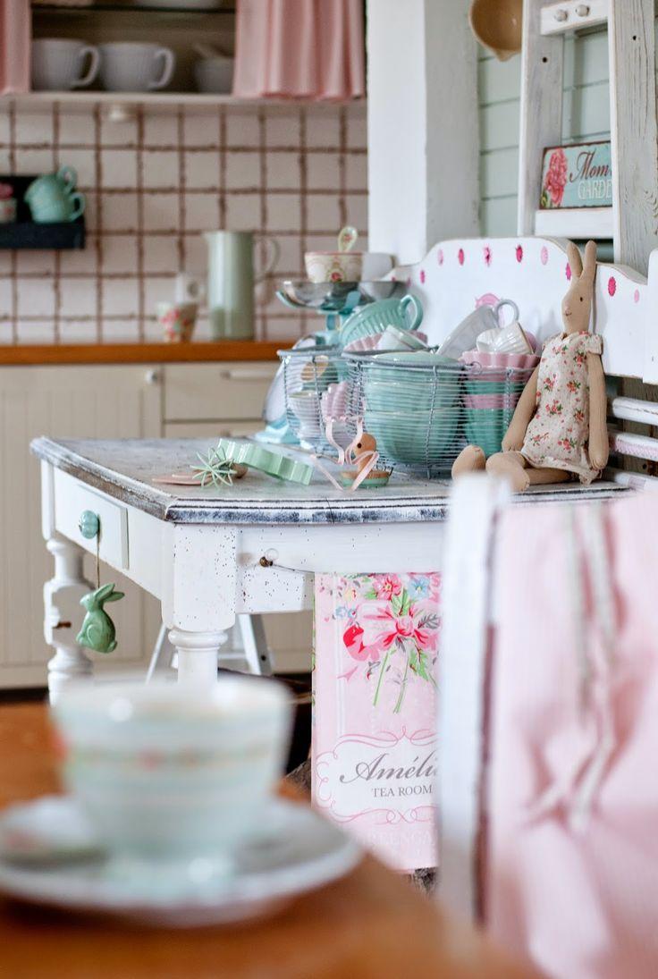 Minty House Blog : Wiosna na Małej
