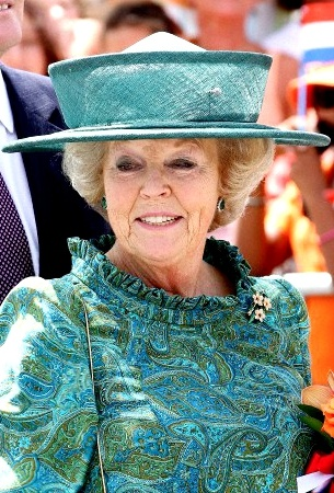 Queen Beatrix   The Royal Hats Blog