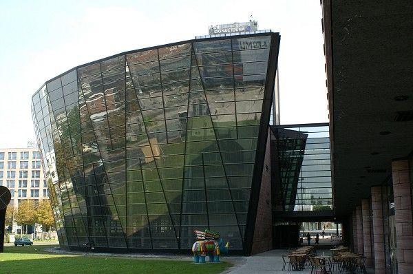 Municipal and State Library, Dortmund.